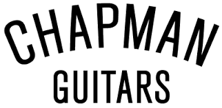 chapman guitars black logo