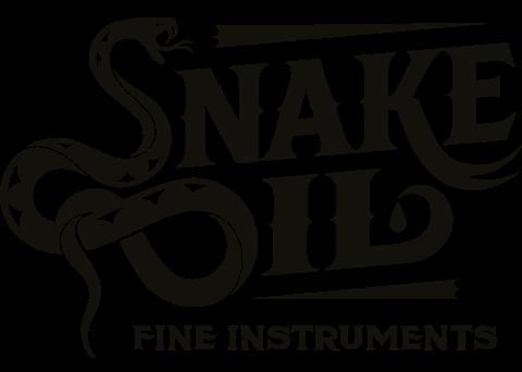 Snake Oil Fine Instruments Logo