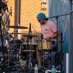Sloan School of Music Drums instructor Kris