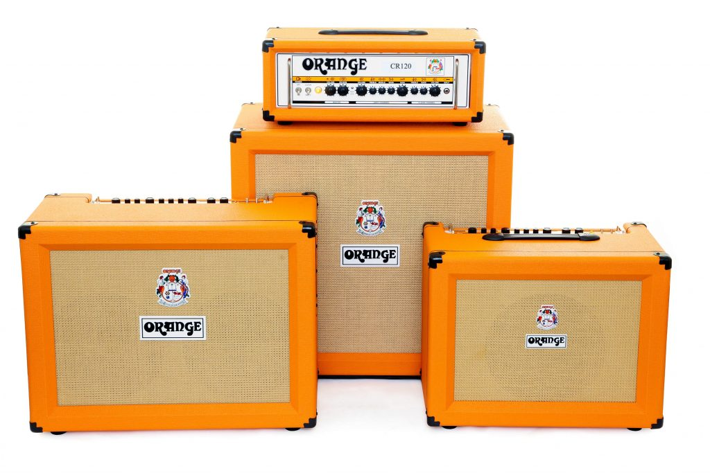 orange amps collection