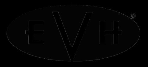 evh guitars logo