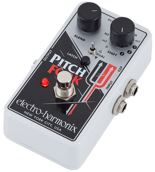 pitch fork pedal