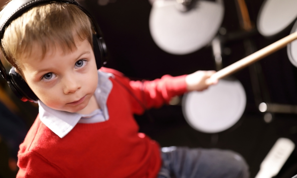 basics of beginner drum lessons