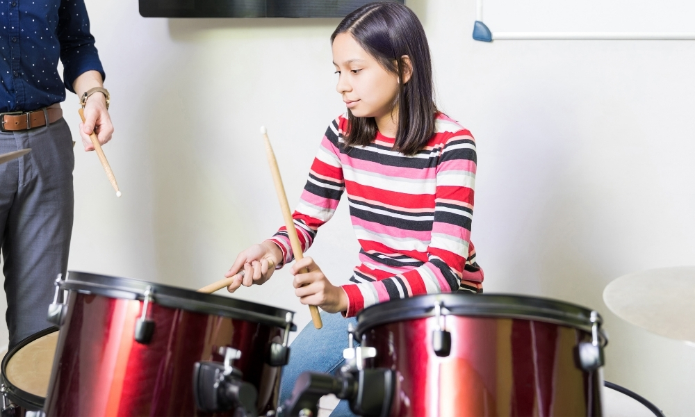 beginner drums