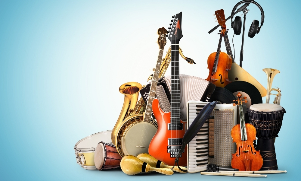 maintaining musical instruments