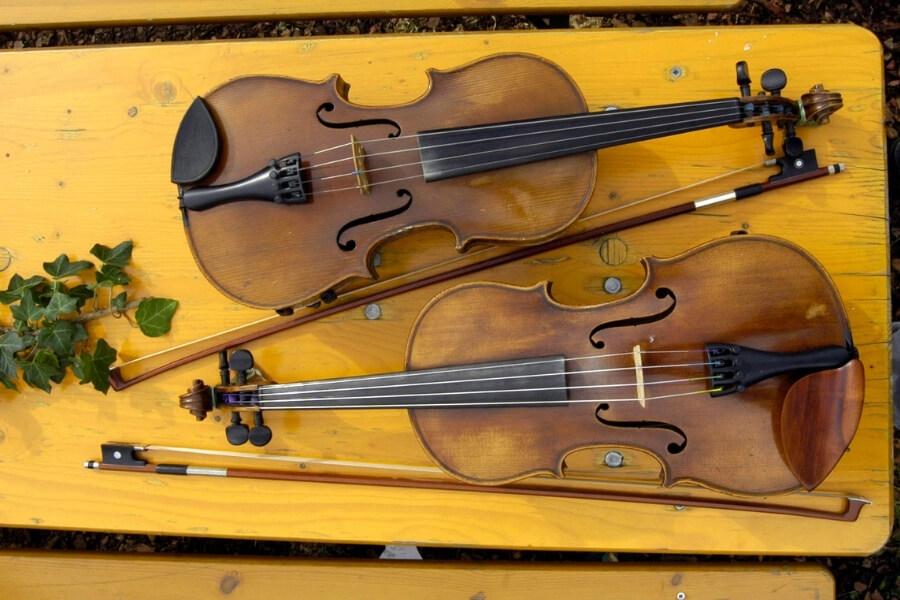 Baroque Period Violin