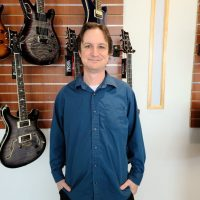 Mike Haverty is a Guitar Instructor at Sloan School of Music